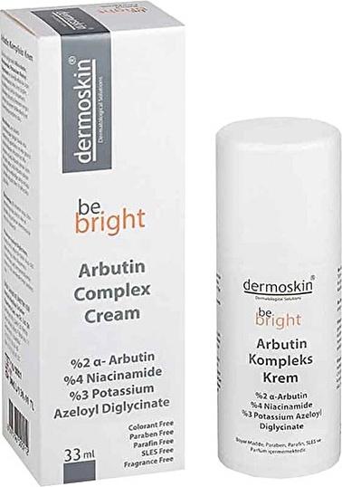 Dermoskin DERMOSKIN Be Bright Arbutin Kopleks Krem 33 ml Renksiz